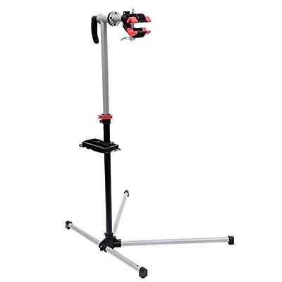 HOMCOM Professional Bike Cycle Bicycle Maintenance Repair Stand Workstand Display Rack Tool Adjustable New by Mhstar