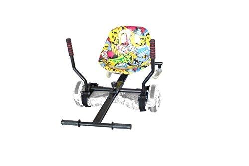 UrbanGlide Drifter Kart Kit für Hoverboard Unisex Erwachsene, Mehrfarbig