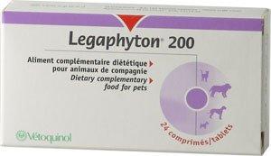 Vetoquinol-legaphyton 200-24Cps