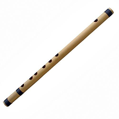 Anfänger/professionelle Musiker Querflöte Bambus Bansuri (E Tune) Woodwind Musical Instrument 38 CM