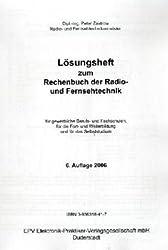 Rechenbuch der Radio- und Fernsehtechnik: Lösungsheft