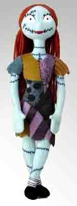 Nightmare Before Christmas Sally Kostüm (Sally Nightmare Before Christmas Kostüme)