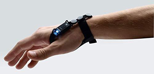 SwissTech ST97365 Hand Mount Tool Light Hand Taschenlampe Licht Arbeitslicht mit Halterung