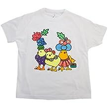 anti-stress Camiseta niña VIP chikens para pintar con 12 fantásticos colores textiles 8+ 4 fluor incluidos (11 años/142-152cm)