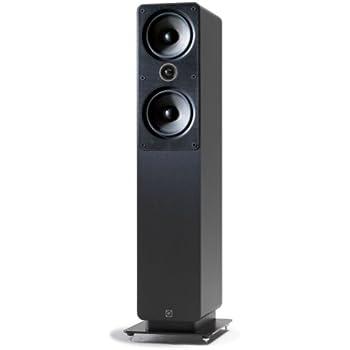 Q Acoustics 5036694032527 Enceinte pour MP3 & Ipod Noir (Set de 1)