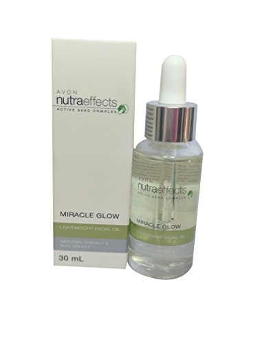 Avon Nutraeffects Miracle Glow Facial Oil, 30 ml
