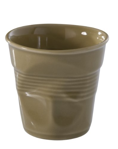 Revol Gobelet Froisse Espresso 8 Cl Savane