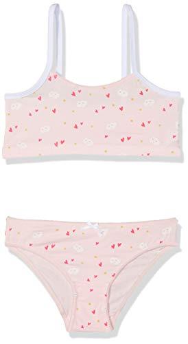 Zippy ZIPPY Mädchen Unterwäsche-Set Rose Light Pink 000, 5 Jahre (Herstellergröße: 4/5)