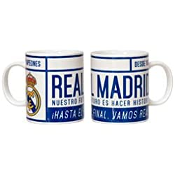 REAL MADRID TAZA CERAMICA 300ML