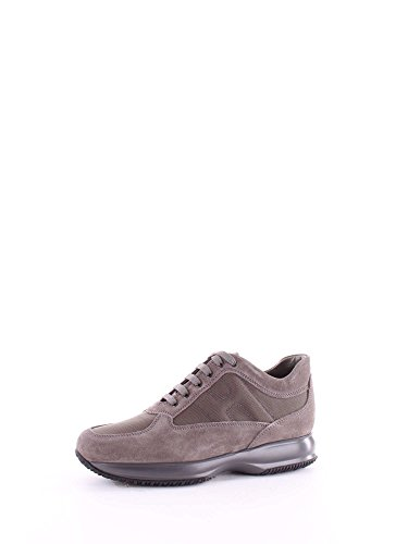 Hogan HXM00N00010B2A9990 Sneakers Uomo Grigio