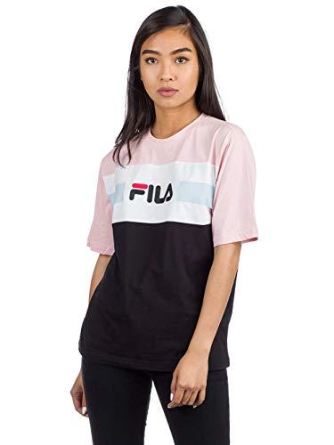 Fila T Shirt Shannon RoseBlancNoir Taille: L (Large)