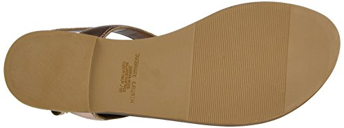 Steve Madden Damen Takeaway Slipper Offene Sandalen Gold (Rose Gold)
