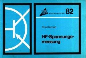 HF - Spannungsmessung.
