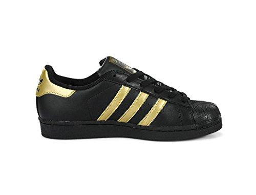 Adidas Superstar J, Zapatillas Deporte Unisex niños