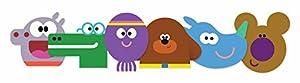 Star Cutouts SMP378 Party - Pack de 6 máscaras de Hey Duggee y Squirrel Club (6 unidades), multicolor