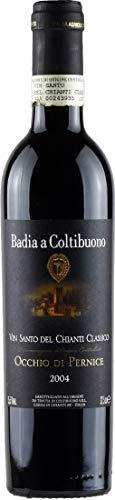 Badia a Coltibuono Vin Santo del Chianti Classico Occhio di Pernice 0.375L 2004