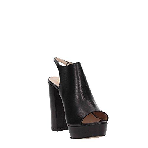 Sandalo Donna LIU-JO S17061P0062 Nero Nero