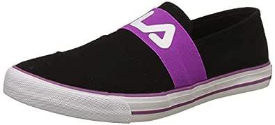 Fila Men's REO Blk/Gpe Juc Sneakers-6 UK/India (40 EU) (11006472)