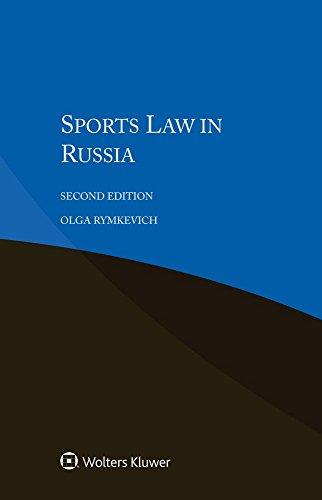 Sports Law in Russia por Olga Rymkevich