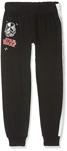 Star Wars Jungen 2167 Sporthose, Schwarz Noir, 6 Jahre (Kostüm Wars Star Jungen)