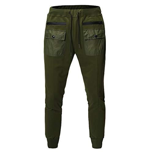 Herren Jogginghose | Trainingshose für Sport Fitness Gym Training & Freizeit | Sporthose - Jogger Pants - Sweatpants Hosen - Freizeithose Lang -