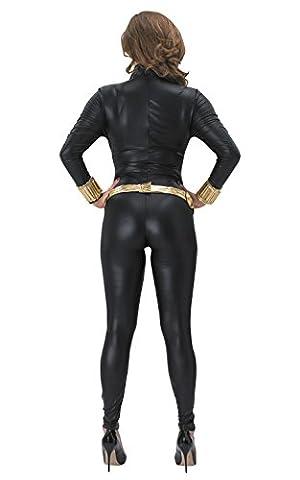 Black Widow Halloween Costume Accessoires - Rubie's officielle pour femme Marvel veuve Adulte
