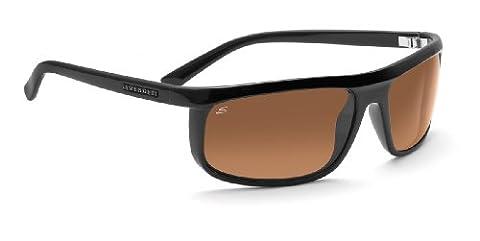 Serengeti Velino Gradient Sunglasses (Drivers Lens Category a 2-3, Black