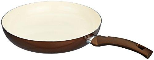 Bergner Bellini Alluminium Fry Pan, 22 cm, Brown