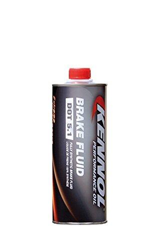 KENNOL 165630 Brake Fluid Dot 5.1 Bremsflüssigkeiten-500 ml (Spezielle Mischung Dots)