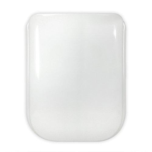 WC-SITZ | TONCA - CONCA - PIERRE CARDIN IDEAL STANDARD | GALA 2000 GALA | KOMPATIBLER TOILETTENSITZ | METALLSCHARNIER | EASY-CLEAN & EINFACH ZU INSTALLIEREN | 44 x 34 x 4 cm (Standard-wc-sitz)