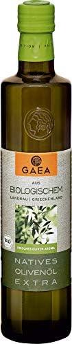Gaea Extra Virgin Olive Oil Glass, 500 ml