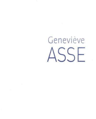 Geneviève Asse par Laurent Salomé