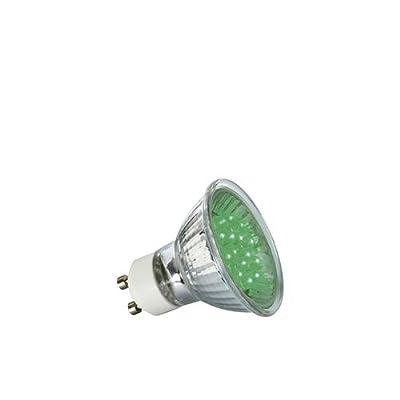 Paulmann LED Reflektor 24° 1W GU10 230V 51mm Grün von Paulmann - Lampenhans.de