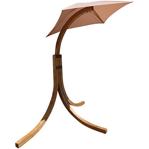ASS Hängesesselgestell Gestell für Hängesessel NAVASSA aus Holz Lärche (ohne Sessel)