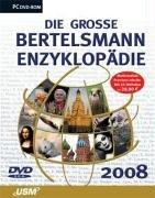 Die große Bertelsmann Enzyklopädie 2008 (DVD-ROM)