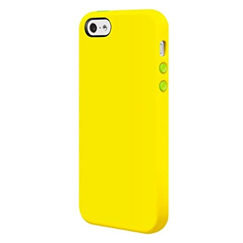 SwitchEasy Colors Coque pour iPhone 5/5S Lime