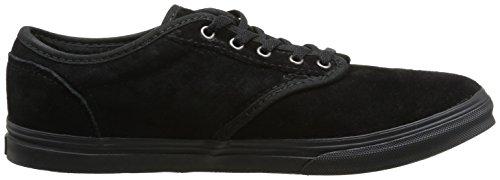 Vans ATWOOD Damen Sneakers Schwarz ((MTE) black/bla DW8)