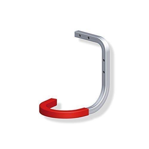 gedotec-gancio-bici-per-parete-montaggio-soffitto-gancio-da-parete-acciaio-zincato-gommati-150-x-150