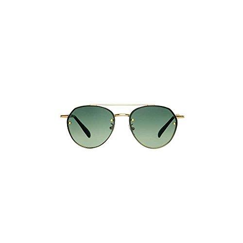 Spektre Sorpasso Sonnenbrille Männer Frauen hoher Schutz gruen Made in Italy