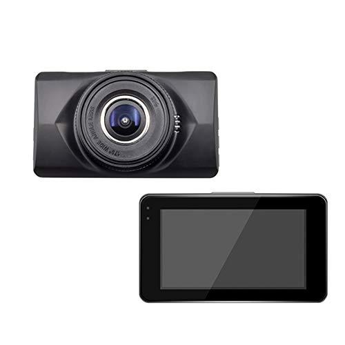 Ur HQCC Schlag-Kamera, Dash Cam mit FHD1080P 3.0 In IPS G-Sensor 170 Weitwinkel- Parkplatz Monitoning Bewegungsempfindliche 4XZOOM Auto-Kamera