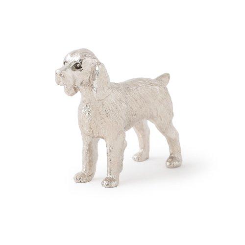 English Springer Spaniel Hergestellt in U.K. Kunstvolle Hunde- Figur Sammlung (Hund-figur Springer Spaniel)