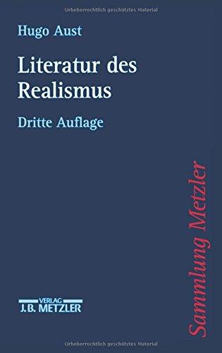 Literatur des Realismus (Sammlung Metzler)