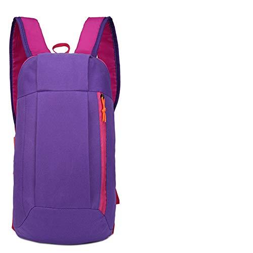 WXQQ SportPack ergonomischer Schulrucksack für Mädchen und JungenPurple