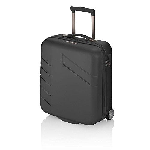 Travelite Valise à Roulette Tourer avec 2 Roues, 50 cm, 35 L, Noir