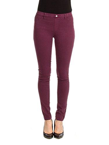 Carrera Jeans, Jeans Skinny Donna 491 - Bordeaux