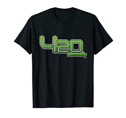 420 Community Lifestyle Dank T-Shirt