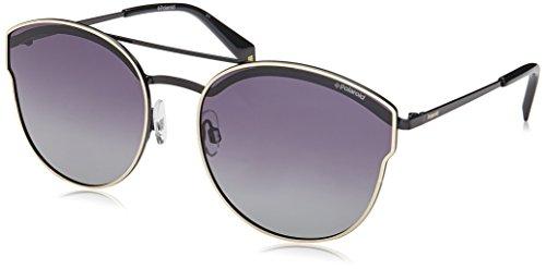 Polaroid Gradient Round Women's Sunglasses - (PLD 4057/S J5G 60WJ|60|Grey Color) image