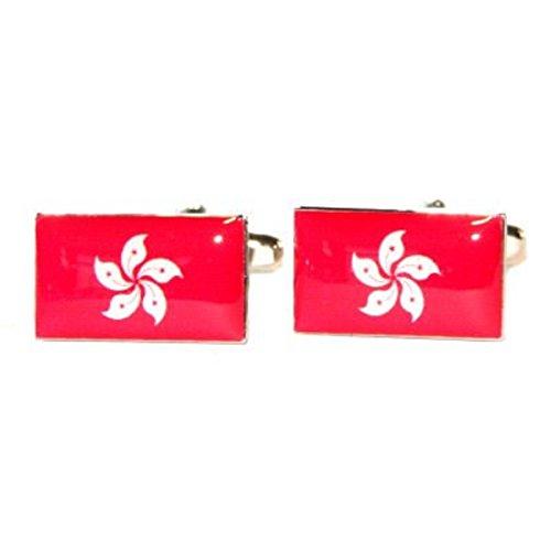 high-quality-rectangular-hong-kong-flag-cufflinks