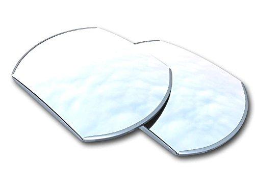 Weitwinkelspiegel - 1 Stück (aus Kunststoff) - 14 x 10,5cm