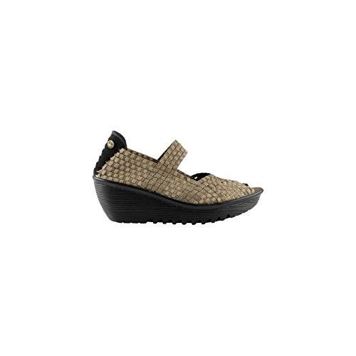 Bernie Mev Zapatos Cuña Halle Bronze - Tallas - 41